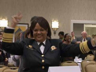 U.S. Surgeon General Dr. Regina Benjamin