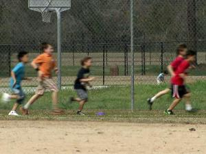 Students at Raleigh's Joyner Elementary School have been training for a 5K.
