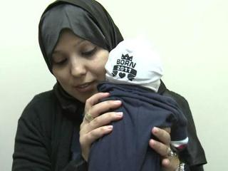 "Karima Elqira called her Pregnancy Medical Home program aide her ""best friend."""