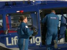 New Duke Life Flight helicopter is bigger, better