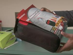 A first aid kit can be a great gift for the home or car.