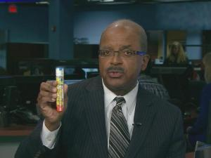 The EpiPen is easy to use and can save a life in the case of an allergic reaction.