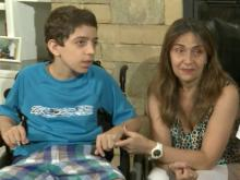 Family heads back to Argentina after a year at Duke Hospital