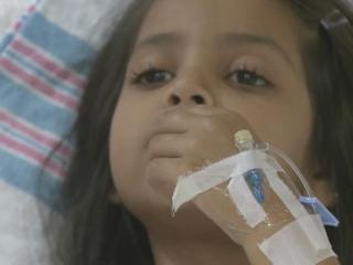 Maryam got a life-threatening heart defect repaired at North Carolina Children's Hospital.