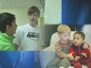 Families impacted by an often deadly, inherited childhood disease have something to celebrate this weekend at Duke's Children's Hospital. It was there that a select group of children with Pompe disease began a drug trial in 2004, and it is there that they reunited in 2013 to celebrate the trial's success.