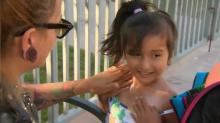 IMAGE: Study: Sunscreen crucial in childhood, but few doctors stress it