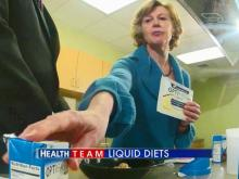 Magic bullet? No, but liquid diets can help weight-loss weary