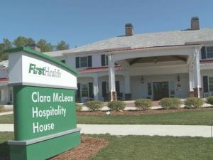 The Clara McLean House in Pinehurst, N.C. is a home away from home for some patients undergoing treatment.
