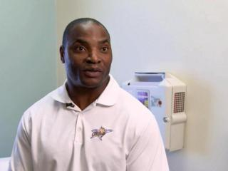 Free safety Colin Branch, who played for the Carolina Panthers from 2003 to 2007, is aware of stories about other former players who suffered concussions on the field that caused problems later in life.