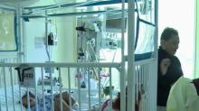 IMAGES: Hospitals see increase of kids with respiratory virus