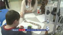 IMAGES: Local hospitals working to create unique space for cancer patients