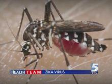 Dr. Mask answers questions about Zika virus