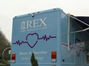 Heart disease is the leading cause of death for men and women. Forty percent of African Americans have significant risk factors for heart disease and stroke, but a new bus has hit the road to try to raise awareness and help people catch those problems early.