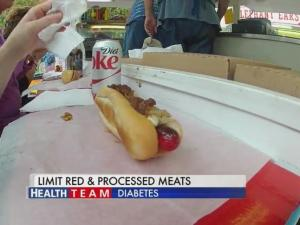 Doctors say Type 2 diabetes can be avoided by eating better.