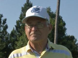 Retired UNC pathologist Dr. Mike Jones' friends say he was having a great game. The last thing he remembers, he was bending over a putt, and he lost consciousness.