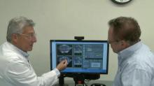 IMAGE: Recently approved procedure uses sound waves to treat prostate tumors