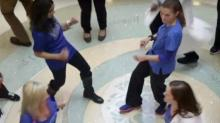 IMAGE: Social media 'Dance Dare' inspired by fight against type 2 diabetes
