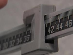 With the new year, many of us have a goal in mind: shedding some pounds. The numbers on the scale, though, might not be the best reflection of the progress you are making.
