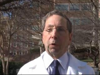 Infectious disease expert Dr. David Weber said UNC Hospitals has seen more than 100 cases of flu in the last four weeks.