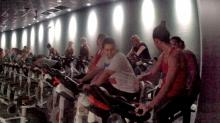 IMAGE: Cary CycleBar studio offers heart-pumping, leg-churning good time, owner says