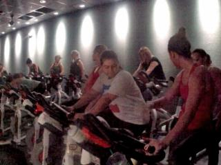A new spinning studio in Cary is offering riders a heart-pumping, leg-churning workout.
