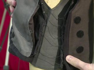 New type of vest could help people with autism