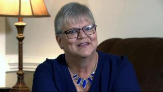 Sons step in: Beth Teel shares her cancer journey