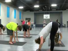 Studio creates yoga class for people with autism