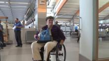 IMAGE: RDU forum eases stress for travelers with disabilities