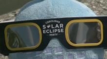 IMAGE: Wake libraries solar eclipse events fill up, county park victim of recalled eclipse glasses