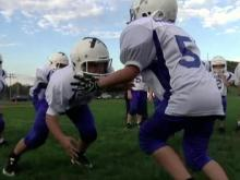 Tackle football before age 12 may mean problems later