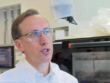 Local company produces new type of flu vaccine