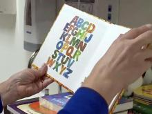 Program gifts books at doctors to help kids build reading habit