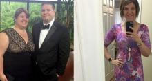 IMAGES: Mental shift started Hope Mills woman on weight loss journey