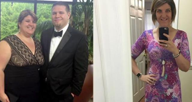How a Hope Mills woman lost more than 160 pounds