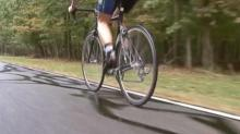 IMAGE: Triathlons growing in popularity but the races pose health risks for some, new study shows