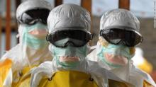 IMAGE: WHO says new Ebola outbreak is not yet a top health emergency