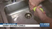 IMAGE: Kitchen towels may pose bacteria risk, new study suggests
