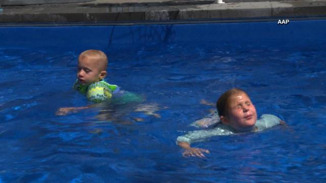 With public pools closed, swimming safety concerns grow