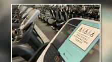 IMAGE: No doctor's note needed: Medical exception allows some gyms to open