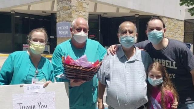 63-year-old COVID-19 survivor implores everyone to wear masks
