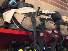 Researchers hope cleaning firefighter uniforms sooner could stave off cancer