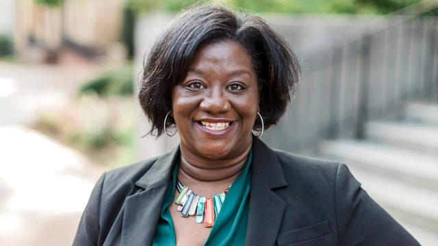 Tressie McMillan Cottom, a sociology professor at UNC-Chapel Hill, is among the 2020 MacArthur Fellows. (Photo by John D. and Catherine T. MacArthur Foundation - used with permission.)