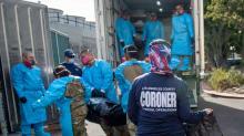 IMAGE: US approaches 400,000 coronavirus deaths