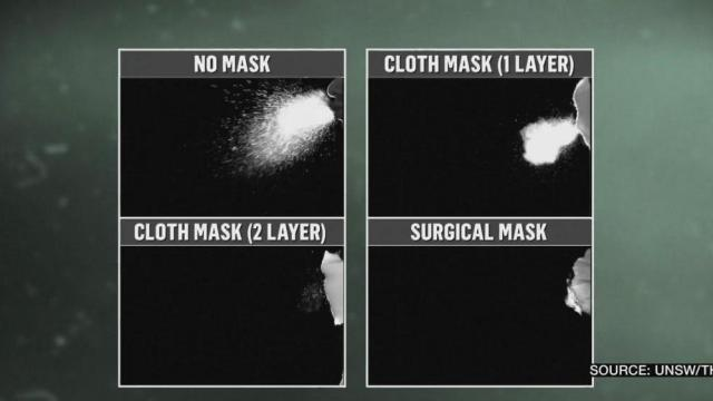 The CDC now recommends double masking for ultimate safety