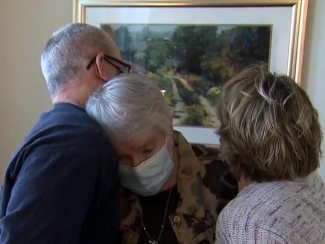 Fewer infections, more vaccinations allow NC nursing homes to reopen doors to visitors - WRAL.com