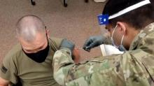 IMAGE: Fort Bragg ready for expected mandate that all troops be vaccinated against coronavirus