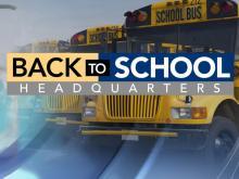 Back to school headquarters