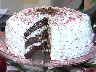 Easy to make candybar cake