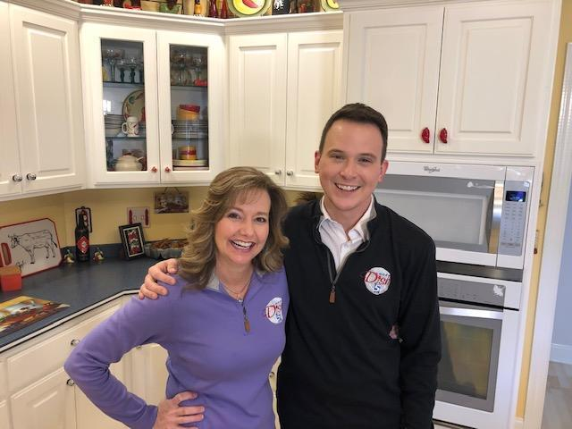 WRAL's Brian Shrader and Lisa Prince with the North Carolina Department of Agriculture & Consumer Services bring you seasonal recipes featuring ingredients grown and available in North Carolina.